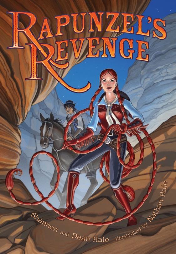 squeetus: Rapunzel's Revenge