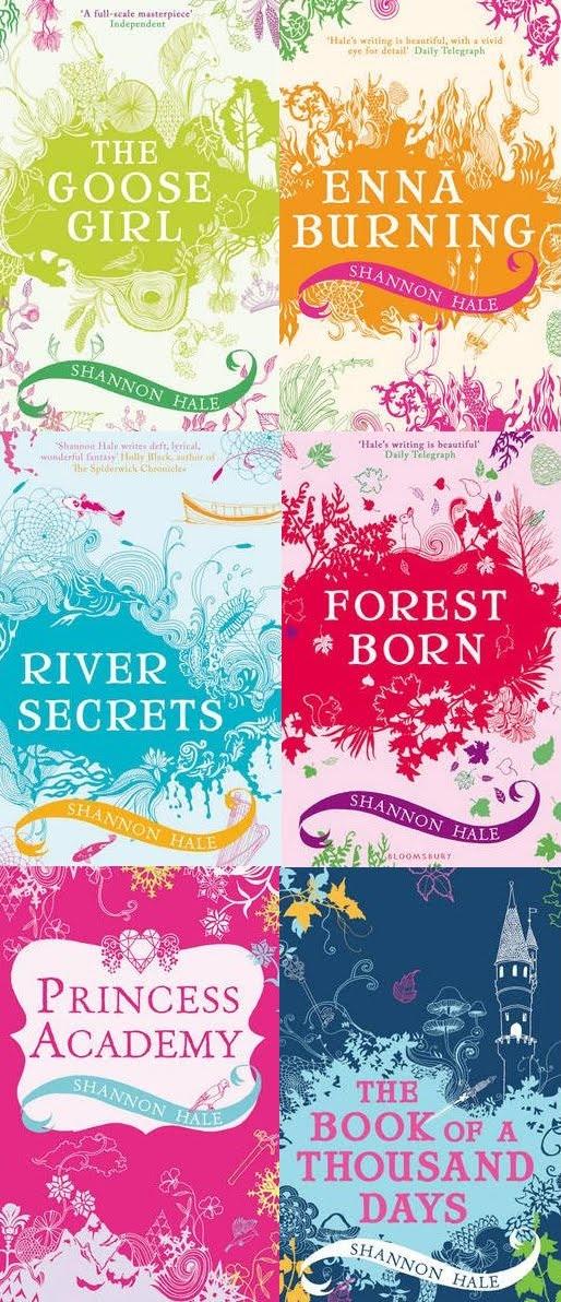 Shannon Hale Books